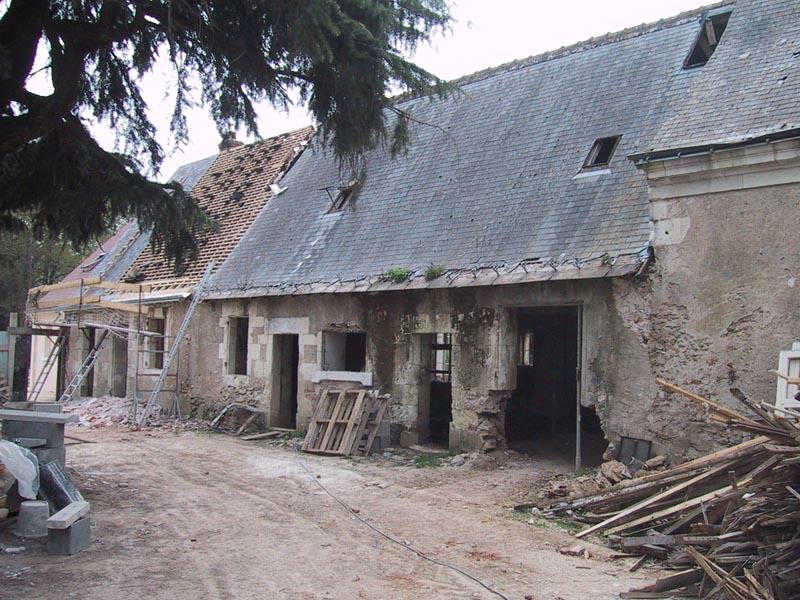 Ravalement facade maison ancienne maon tailleur de pierre for Facade maison ancienne